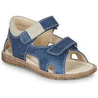 Shoes Boy Sandals Primigi  Blue / Grey