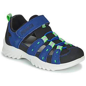 Shoes Children Sports sandals Primigi 5371822 Blue / Black