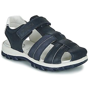 Shoes Boy Sandals Primigi  Marine