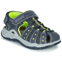 Shoes Boy Sports sandals Primigi 5396000 Grey / Green
