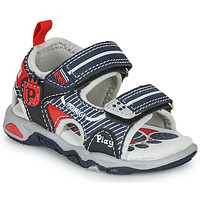 Shoes Boy Sandals Primigi  Marine / Red