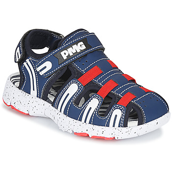 Shoes Boy Sports sandals Primigi 5461611 Marine / Red