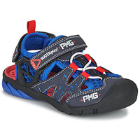 Shoes Boy Sports sandals Primigi 5460111 Blue / Red