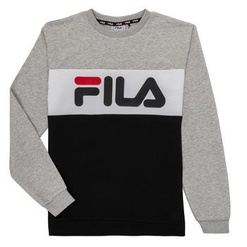material Children sweaters Fila FLORE Grey / Black