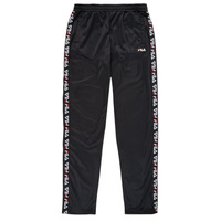 material Children Tracksuit bottoms Fila FABIANO Black