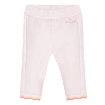 material Girl 5-pocket trousers Lili Gaufrette NOLIS Pink
