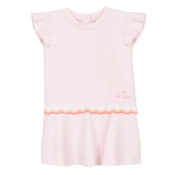 material Girl Short Dresses Lili Gaufrette NARITTE Pink