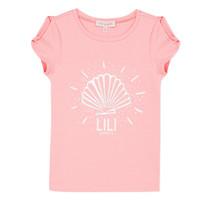material Girl short-sleeved t-shirts Lili Gaufrette CHADO Blush