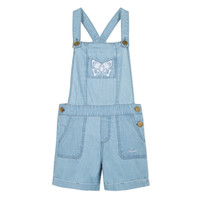 material Girl Jumpsuits / Dungarees Lili Gaufrette NANYSSE Blue