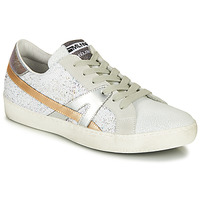 Shoes Women Low top trainers Meline GELOBELO Beige