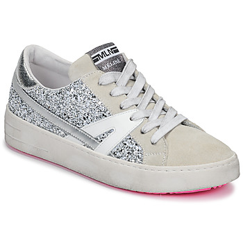 Shoes Women Low top trainers Meline GEREMINE Glitter