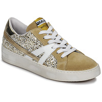 Shoes Women Low top trainers Meline GERIE Gold