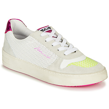 Shoes Women Low top trainers Meline GUILI White / Beige