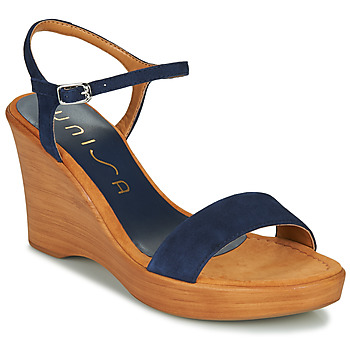 Shoes Women Sandals Unisa RITA Marine