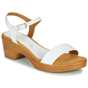 Shoes Women Sandals Unisa IRITA White