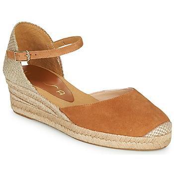 Shoes Women Sandals Unisa CISCA Camel