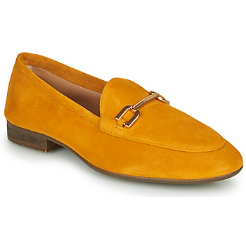 Shoes Women Loafers Unisa DALCY Mustard