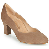 Shoes Women Court shoes Unisa MORAN Beige