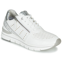 Shoes Women Low top trainers Marco Tozzi 2-23723 White
