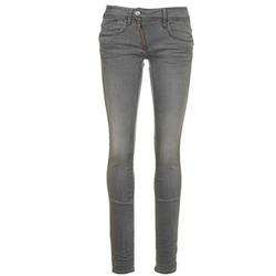 material Women Skinny jeans G-Star Raw LYNN ZIP MID SKINNY Blue