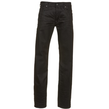 material Men straight jeans G-Star Raw ATTAC STRAIGHT Black