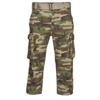 material Men Shorts / Bermudas Schott TR RANGER 51 Kaki