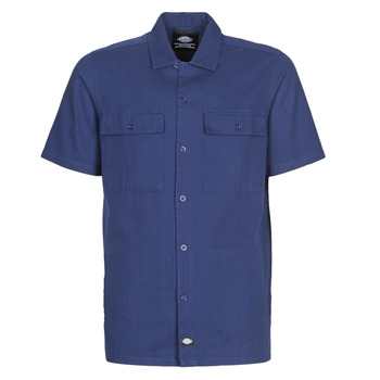 material Men short-sleeved shirts Dickies PINE LAKE Marine