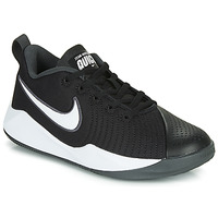 Shoes Children Multisport shoes Nike TEAM HUSTLE QUICK 2 GS Black / White