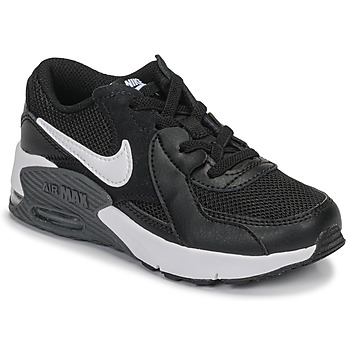 Shoes Children Low top trainers Nike AIR MAX EXCEE PS Black / White