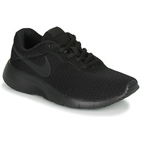 Shoes Children Low top trainers Nike TANJUN GS Black