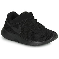 Shoes Children Low top trainers Nike TANJUN PS Black