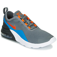 Shoes Children Low top trainers Nike AIR MAX MOTION 2 GS Grey / Blue