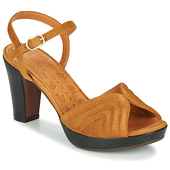 Shoes Women Sandals Chie Mihara ERIS Cognac