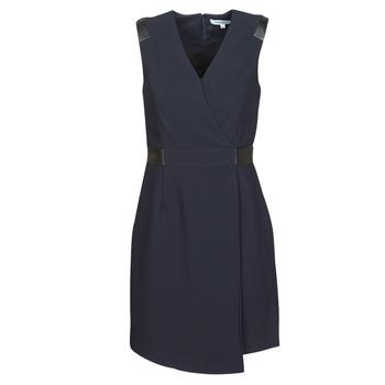 material Women Short Dresses Morgan RNEW Marine