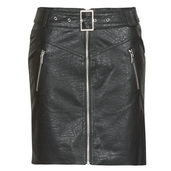 material Women Skirts Morgan JOYCE Black