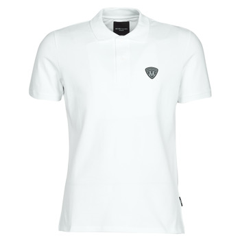 material Men short-sleeved polo shirts Marciano MARCITANG White