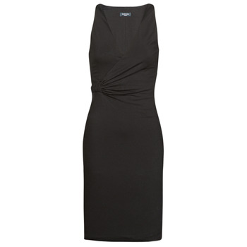 material Women Short Dresses Marciano MARCEL DRESS Black