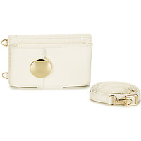 Bags Women Evening clutches André LULU White