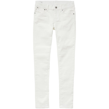 material Girl slim jeans Pepe jeans PIXLETTE White