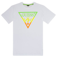 material Boy short-sleeved t-shirts Guess JOSEY White