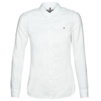 material Women Shirts Tommy Hilfiger HERITAGE REGULAR FIT SHIRT Blc