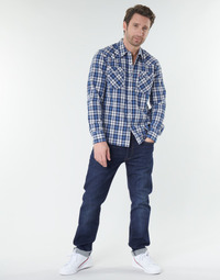 material Men straight jeans Levi's 502? TAPER Blue