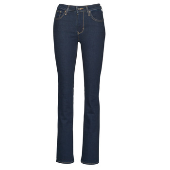 material Women bootcut jeans Levi's 725 HIGH RISE BOOTCUT To / Tea / Nine