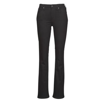 material Women bootcut jeans Levi's 725 HIGH RISE BOOTCUT  black / Sheep