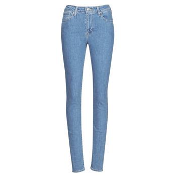 material Women Skinny jeans Levi's 721 HIGH RISE SKINNY Rocks