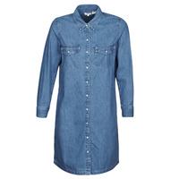 material Women Short Dresses Levi's SELMA DRESS Grey