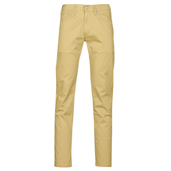 material Men 5-pocket trousers Levi's 511™ SLIM FIT Beige
