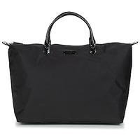 Bags Women Luggage LANCASTER BASIC VERNI 68 Black