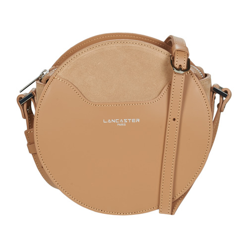 Bags Women Shoulder bags LANCASTER VENDOME LUNE 10 Beige