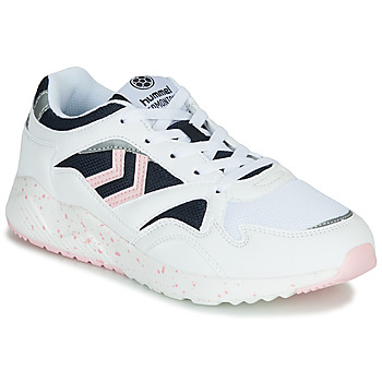 Shoes Women Low top trainers Hummel EDMONTON White